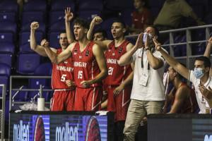 Csoportelsőként elődöntős az U20-as válogatott Sopronban Fotó: FIBA/Tóth Zsombor