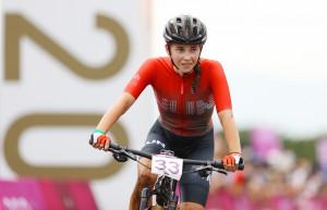 Blanka olimpiai negyedik lett Tokióban Forrás: bringasport.hu