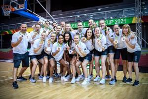 Történelmi magyar bronzérem született Debrecenben Forrás: FIBA.Basketball