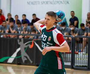 Lukács Péterék mindent megtették, egy gól hiányzott a pontszerzéshez Fotó: Tompos Gábor/NEKA