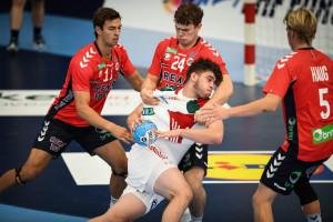 Papp Tamás és a magyar válogatott nagyot küzdött a horvátországi Eb-n Forrás: EHF