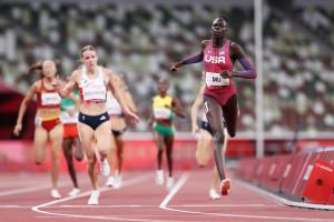 Mu és Hodgkinson befutója Forrás: worldathletics.com