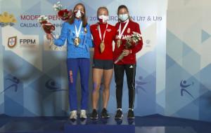 Bauer Blanka U17-es Eb-bronzérmes Forrás: naminhaterra.com