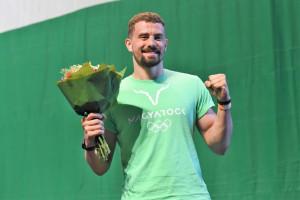 Hárspataki Gábor sportág-históriai súlyú olimpiai bronzérme is serkentheti a karate iskolai oktatását Forrás: karate.hu