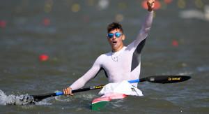 A háromszoros ifjúsági Európa-bajnok Kurucz Levente ott lesz Portugáliában is Forrás: MKKSZ