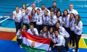 Sokat ígér a magyar bronz az U17-es leány Eb-n Forrás: waterpolo.hu