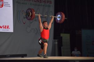 Zsédely Szabolcs egy ezüstöt és egy bronzot érdemelt ki az U15-ösök 96 kg-os kategóriájában forrás: mssz.hu