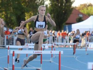 Három számban is a leggyorsabb volt Molnár Janka Forrás: facebook.com/magyaratletika