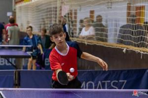 Szántosi Dávid a korosztályos ob-n szerzett négy aranyérem után Lisszabonban is remekelt Forrás: MOATSZ
