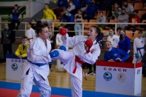 A korosztályos világversenyek után a felnőttek között is az élmezőnyben maradna Dóra Fotó: Nagy Ákos