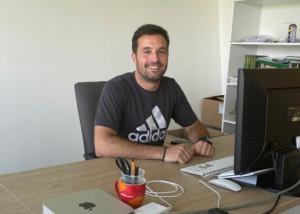 Luca Guerra, az Illés Akadémia élettani csoportjának vezetője Forrás: illesakademia.hu