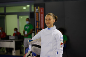 Dulai Kinga legjobb magyarként a 15. helyen végzett az U19-es lányok vb-jén Forrás: Federação Portuguesa do Pentatlo Moderno/ João Pere