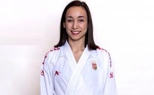 A 18 éves Ilankovic Aleksandra duplázott a Budapest Openen: a felnőtteknél és az U21-ben is győzött 61 kg-ban Forrás: karate.hu