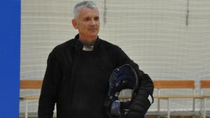Fiedler Ferenc lelkesen vezeti a dunakeszi szakosztályt Fotó: Deák Bálint/VSD