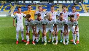 Másodjára sem bírt az U18-as válogatott a macedónokkal Forrás: mlsz.hu
