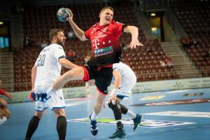Lukács Péter jól kezdte az NB I-es szezont Forrás: Telekom Veszprém