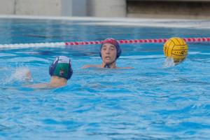 Nagy Ákos (labdával) a horvátok ellen is az egyik vezére volt az U17-es válogatottnak Forrás: MVLSZ