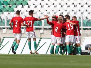 Szendrei gólja csoportelsőséget ért Fotó: Dömötör Csaba/Nemzeti Sport